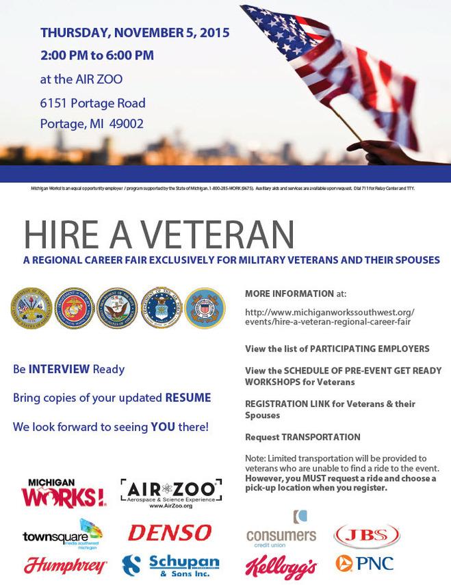 resume veterans