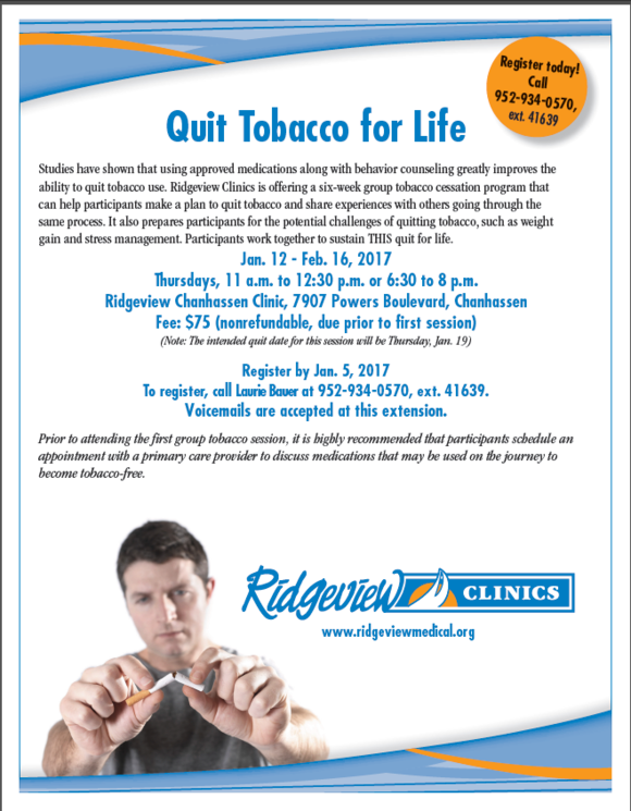 Quit Tobacco for Life