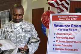 DEED Veterans Career Fair
