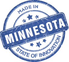 Made in Minnesota logo