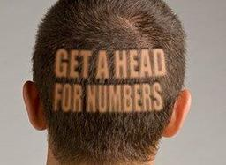 Head for Numbers