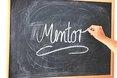 Mentor blackboard logo