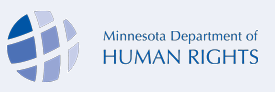 Minnesota Department of Human Rights graphic