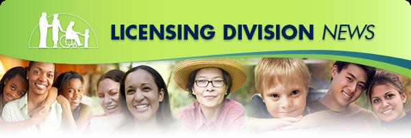 DHS Licensing