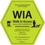Walk-In Access
