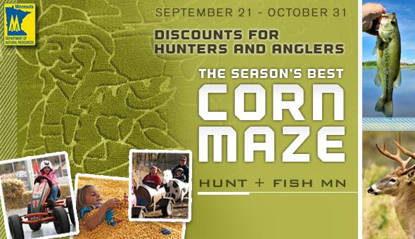 Corn Maze Discounts