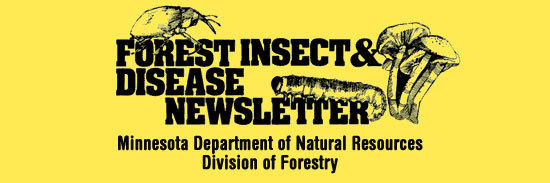 Forest Insect and Disease Newsletter
