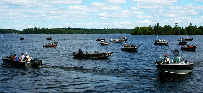 Hampton news may 2015 for Lake vermilion fishing