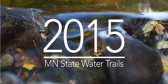 2015: Minnesota State Water Trails