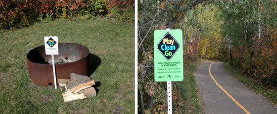 Alberta PCG signs