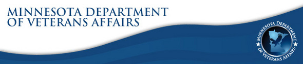 Minnesota Department of Veterans Affairs Banner Image