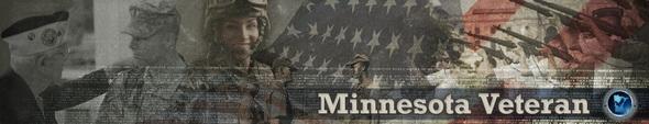 Minnesota Veteran Banner