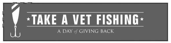 Friday digest august 29 for Take a vet fishing