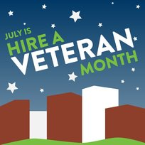 Hire a Veteran Month