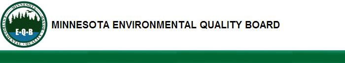 MN Environmental Quality Board