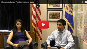 Dream Act informational video