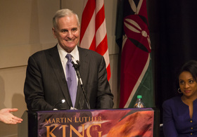 Gov. Dayton at MLK Celebration Event