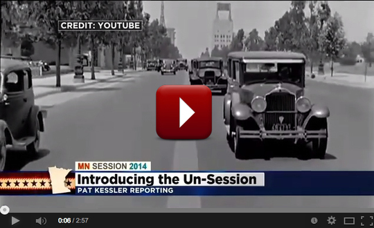 Watch this: WCCO - Dayton's 'Unsession' Plan Tackles Laws Deemed Old, Outdated