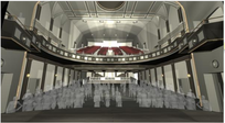 Rendering of St Paul Palace Theatre