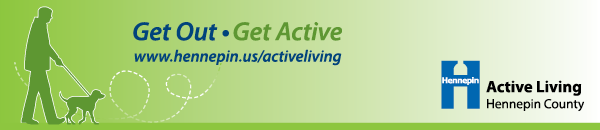 Active Living banner image