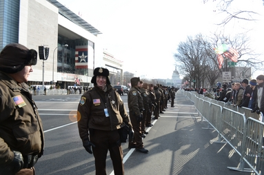 Deputies in DC