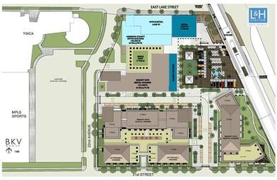 L&H Station Plan