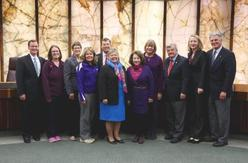 PanCAN and Board group photo