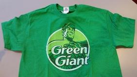 Green Giant T-shirt