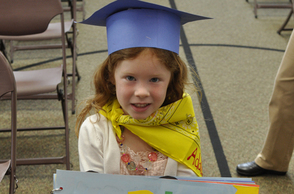 Pre-school Graduation Day