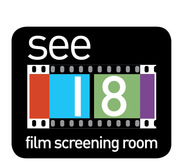film screening room logo