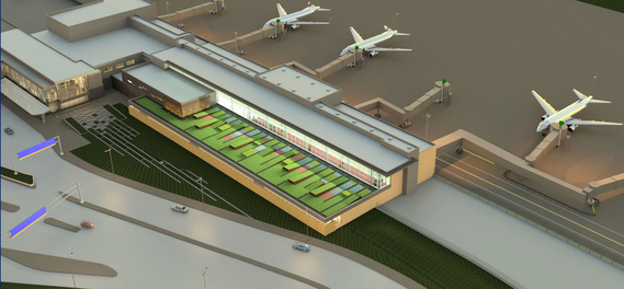 terminal 2 expansion