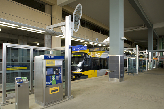 Terminal 2 LRT