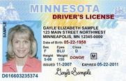 generic drivers license