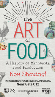 now showing art of food