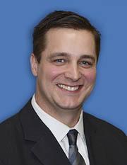 Council Chair Adam Duininck