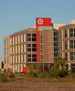 Headquarters of Target Corp. in Brooklyn Park
