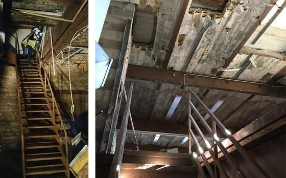 Water Works_Fuji Ya building interior