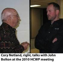 Cory Netland