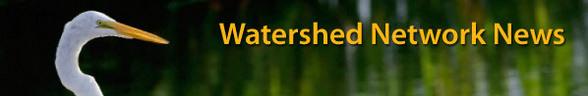 Watershed Network News header
