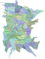 mn map watersheds