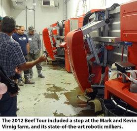 2012 summer beef tour