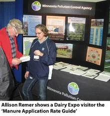 2012 Dairy Expo-Allison