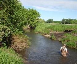 Le Sueur River watershed stressor ID