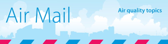Air Mail newsletter header
