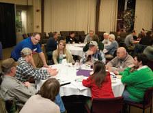 Mississippi River-Winona conversations