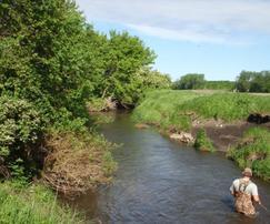 Le Sueur River watershed