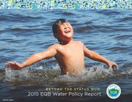 EQB Water Policy Report 2015