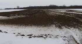winter manure land application