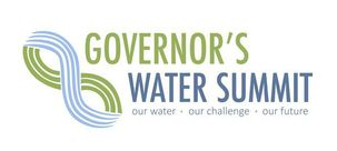 Govenor's water summit logo