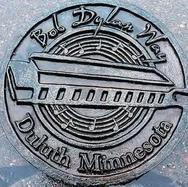Duluth manhole cover